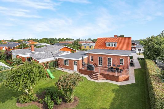 Villa på Vanggårdsvej i Hjørring - Ejendommen