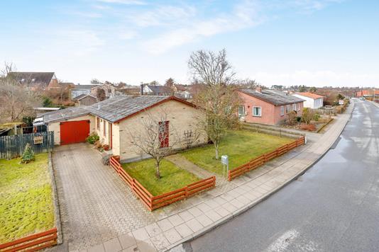 Villa på Ringvejen i Hirtshals - Ejendommen