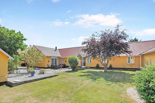 Villa på Kløvermarken i Hirtshals - Ejendom 1