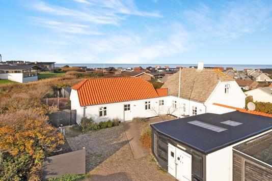 Villa på Hovedvejen i Hirtshals - Ejendom 1