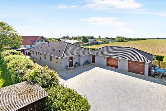 Villa på Købstedvej i Hirtshals - Ejendom 1