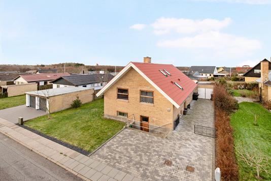 Villa på Vandværksbakken i Hirtshals - Ejendom 1