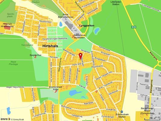 Helårsgrund på Højvangen i Hirtshals - Andet