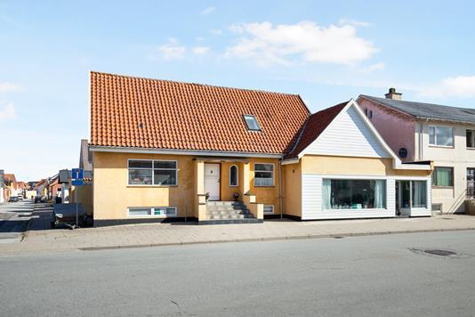 Villa på Vestergade i Hirtshals - Ejendom 1