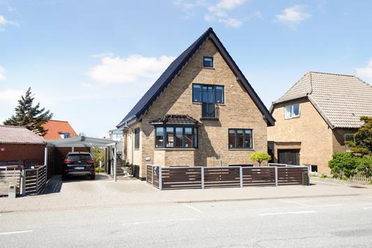 Villa på Jyllandsgade i Hirtshals - Ejendom 1