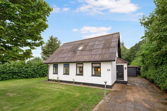 Villa på Sdr Bindslevvej i Bindslev - Ejendom 1