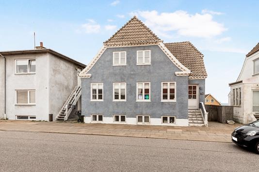 Villa på Hjørringgade i Hirtshals - Ejendom 1