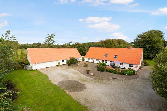 Villa på Sakstrupvej i Hjørring - Ejendom 1