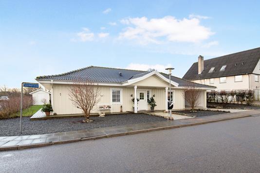 Villa på Anemonevej i Hirtshals - Ejendom 1