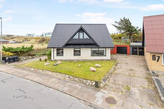 Villa på Hans Jensens Alle i Hirtshals - Ejendom 1