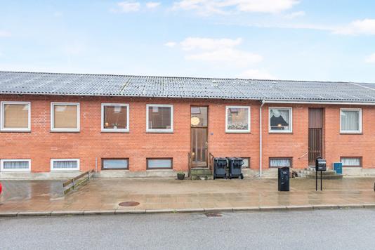 Villa på Vesterled i Hirtshals - Ejendom 1
