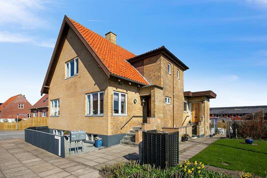 Villa på Vanggårdsgade i Hirtshals - Andet