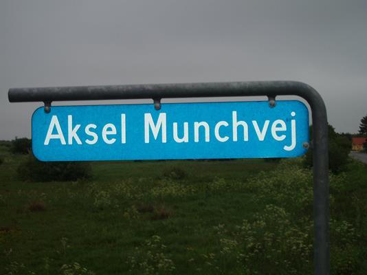 Fritidsgrund på Aksel Munchsvej i Hirtshals - Andet