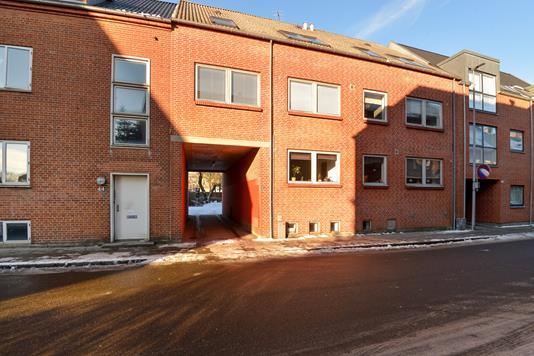 Ejerlejlighed på Skolegade i Silkeborg - Ejendommen