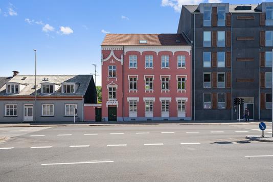 Ejerlejlighed på Christian 8.s Vej i Silkeborg - Ejendommen