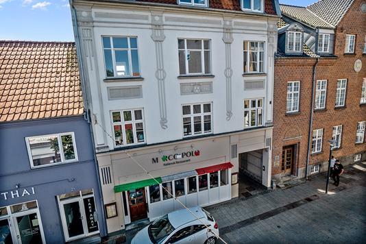 Ejerlejlighed på Nygade i Silkeborg - Facade