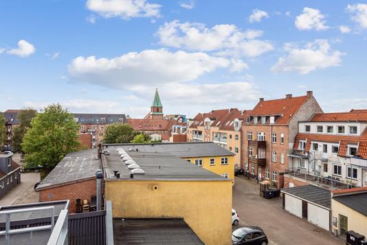 Ejerlejlighed på Søndergade i Silkeborg - Udsigt