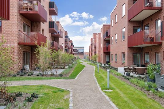Ejerlejlighed på Valdemarsgade i Silkeborg - Ejendommen