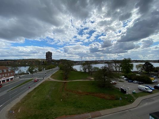 Ejerlejlighed på Sølystvej i Silkeborg - Udsigt