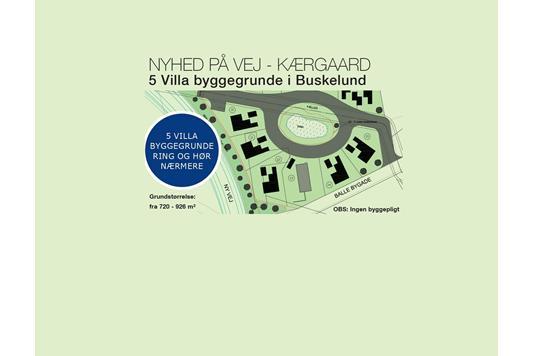Helårsgrund på Balle Bygade i Silkeborg - Andet