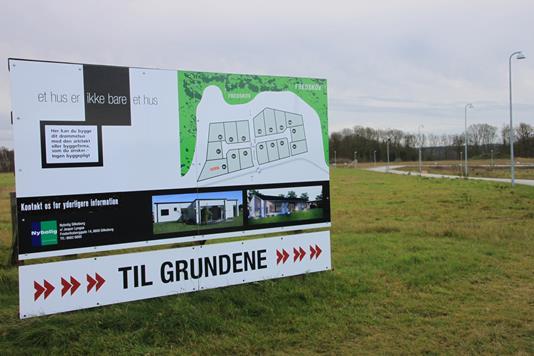 Helårsgrund på Fårdalen i Silkeborg - Andet