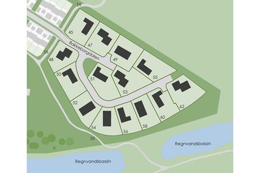 Helårsgrund på Bakkeborgdalen i Silkeborg - Andet