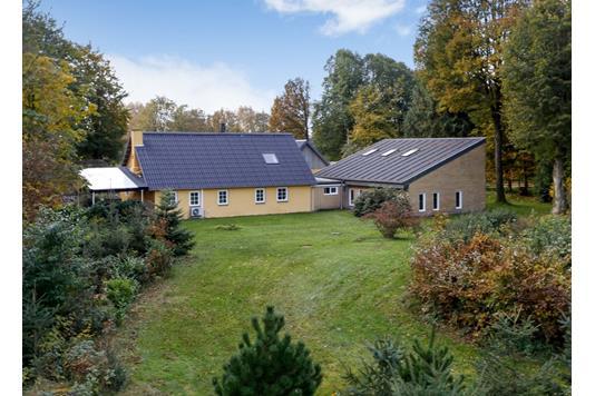 Villa på Faurholtvej i Them - Andet