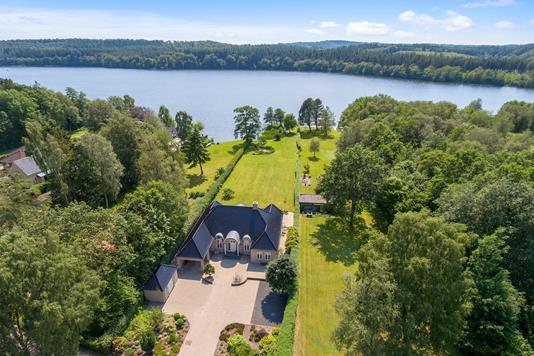 Villa på Hattenæsvænget i Silkeborg - Ejendommen