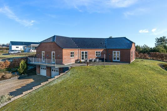 Villa på Skærskovvej i Silkeborg - Ejendommen