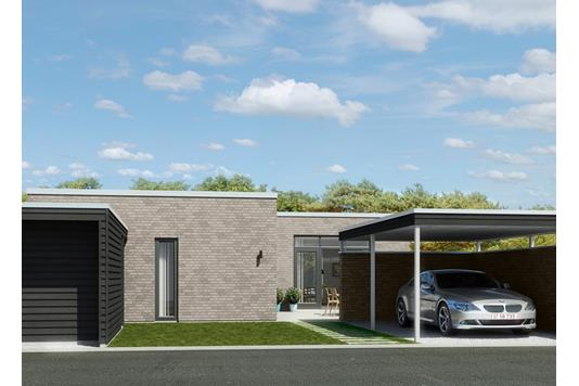 Villa på Gubsøhøjen i Silkeborg - Andet