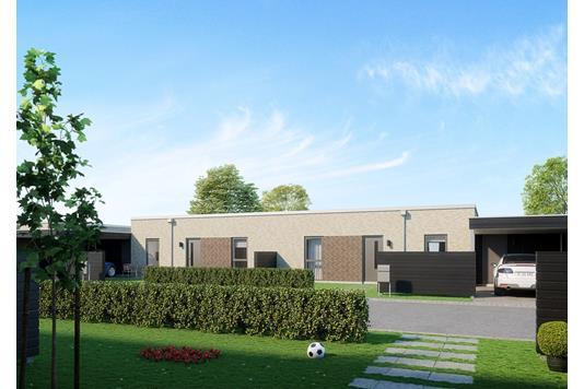 Villa på Løvstikkevej i Silkeborg - Ejendommen