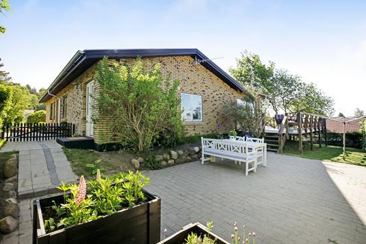 Villa på Havrevænget i Silkeborg - Ejendommen