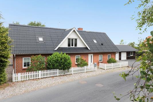 Villa på Sindingvej i Silkeborg - Ejendommen