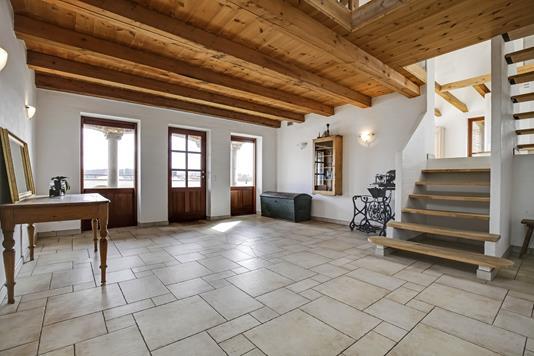 Villa på Merkurvej i Silkeborg - Hall