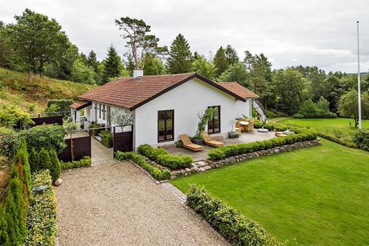 Villa på Langdalsvej i Silkeborg - Ejendommen