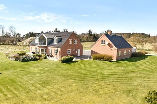 Villa på Gødvad Mælkevej i Silkeborg - Ejendommen