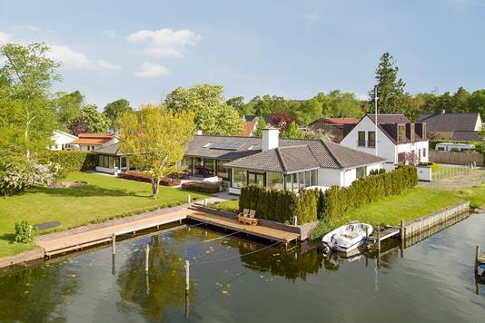 Villa på Brassøvej i Silkeborg - Ejendommen