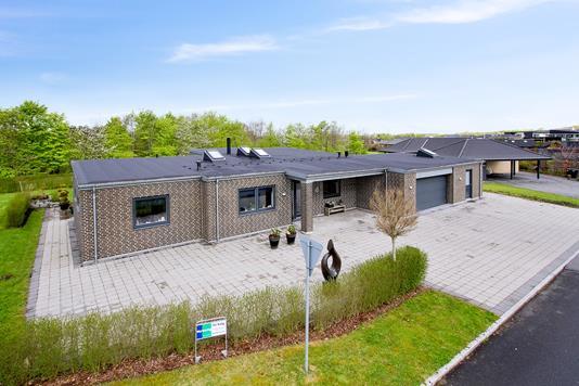 Villa på Turkuvej i Silkeborg - Ejendommen
