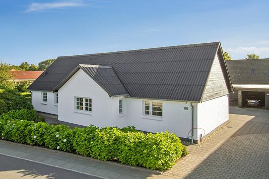 Villa på Hvinningdalvej i Silkeborg - Ejendommen