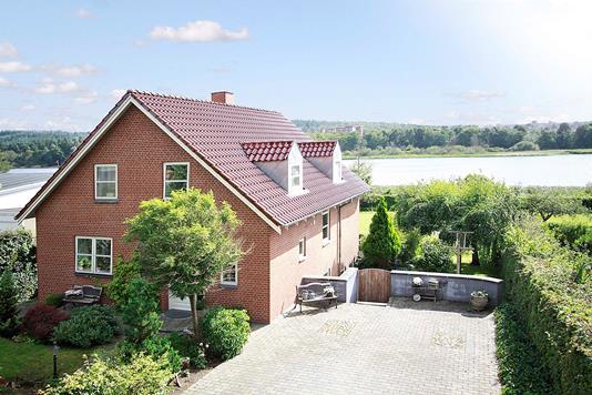 Villa på Søholt Allé i Silkeborg - Ejendommen