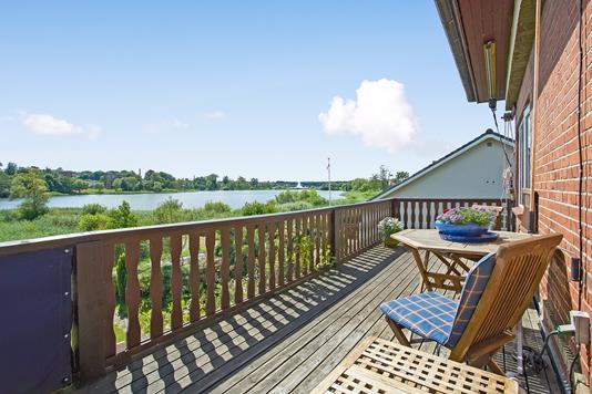 Villa på Ansvej i Silkeborg - Udsigt