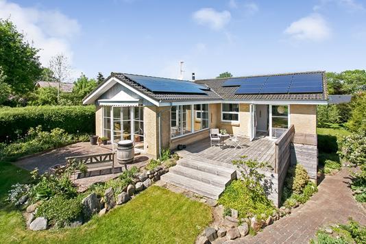 Villa på Minkvej i Silkeborg - Ejendommen