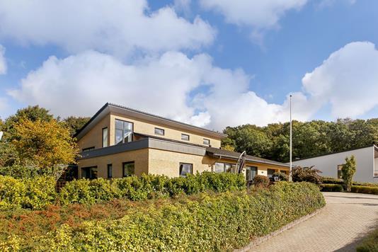 Villa på Buskelundskoven i Silkeborg - Ejendommen