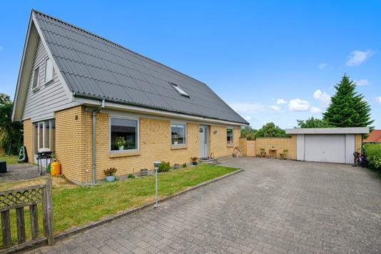 Villa på Nissetvej i Silkeborg - Ejendommen