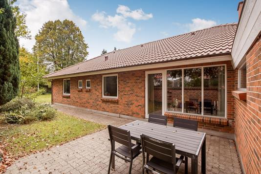 Villa på Sanatorievej i Silkeborg - Terrasse