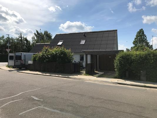 Villa på Tingvejen i Silkeborg - Ejendommen