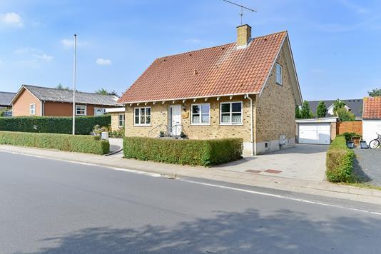 Villa på Lemming Bygade i Lemming - Ejendommen