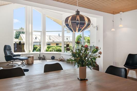 Villa på Fasanvej i Bryrup - Alrum