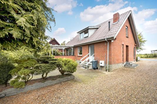 Villa på Lemming Brovej i Lemming - Andet