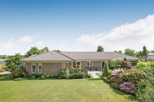 Villa på Udgårdsvænget i Silkeborg - Ejendommen